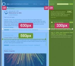 404blogデザイン