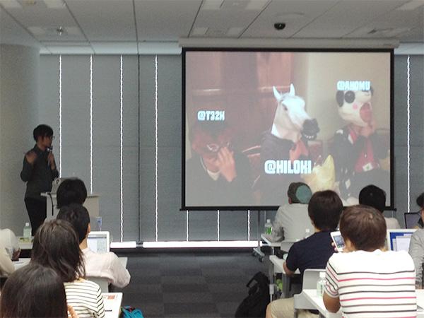 谷拓樹さんのセッション「Thinking about CSS Architecture」